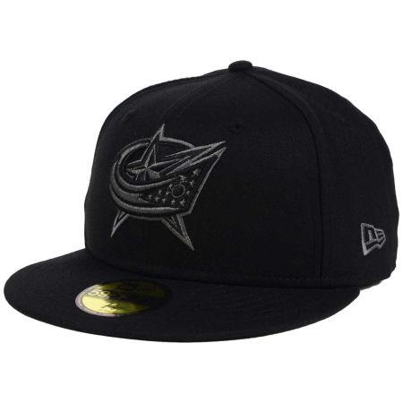 Columbus Blue Jackets New Era NHL Black Graph 59FIFTY Cap