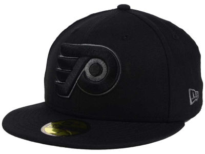 Philadelphia Flyers New Era NHL Black Graph 59FIFTY Cap