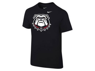 Georgia Bulldogs Nike NCAA Kids Mascot Logo T-Shirt