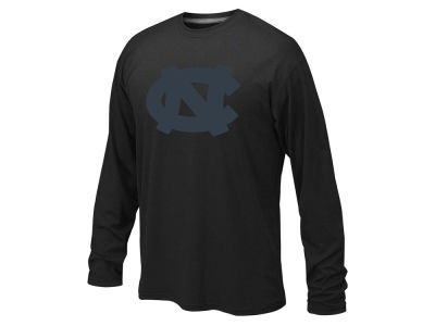 North Carolina Tar Heels Nike NCAA Youth Tonal Logo Legend Long Sleeve T-Shirt