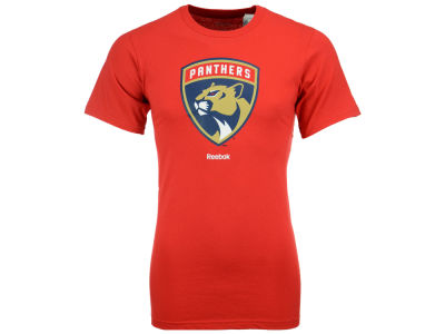 Florida Panthers Reebok NHL Primary Logo T-Shirt