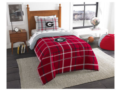 Georgia Bulldogs Twin Soft & Cozy Set