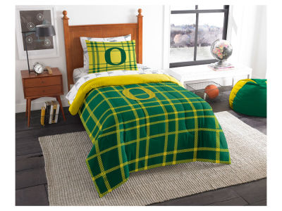 Oregon Ducks Twin Soft & Cozy Set