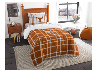 Texas Longhorns Twin Soft & Cozy Set