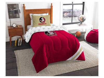Florida State Seminoles Twin Bed Set