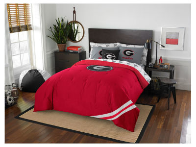 Georgia Bulldogs Full Bed Set