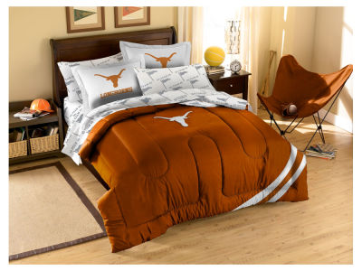 Texas Longhorns Full Bed Set