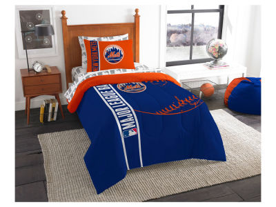 New York Mets Twin Soft & Cozy Set
