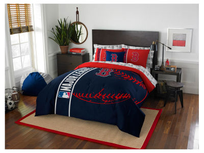 Boston Red Sox Full Soft & Cozy Set