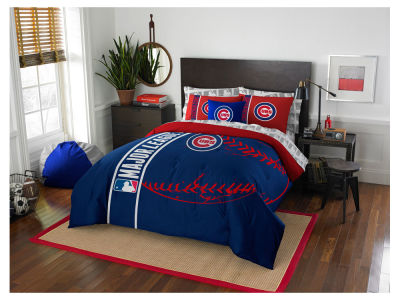 Chicago Cubs Full Soft & Cozy Set