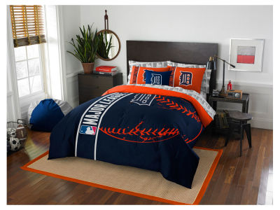 Detroit Tigers Full Soft & Cozy Set
