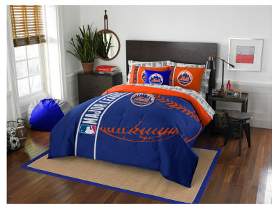 New York Mets Full Soft & Cozy Set