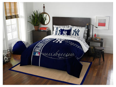 New York Yankees Full Soft & Cozy Set