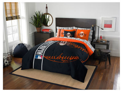 San Francisco Giants Full Soft & Cozy Set