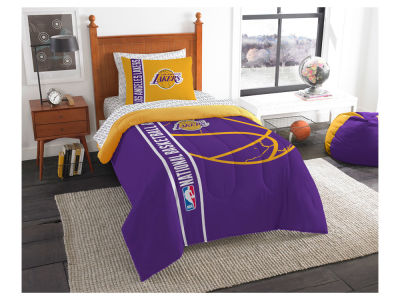Los Angeles Lakers Twin Soft & Cozy Set