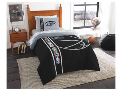 San Antonio Spurs Twin Soft & Cozy Set