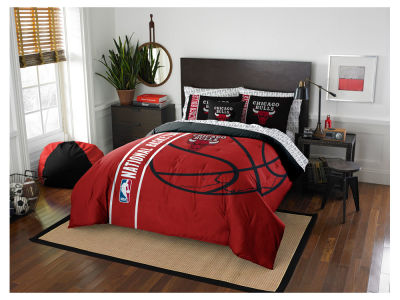 Chicago Bulls Full Soft & Cozy Set