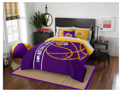Los Angeles Lakers Full Soft & Cozy Set