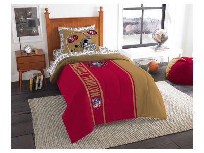 San Francisco 49ers Twin Soft & Cozy Set