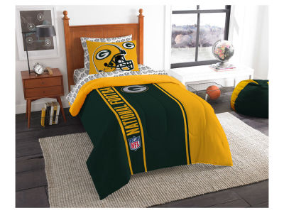 Green Bay Packers Twin Soft Cozy Set