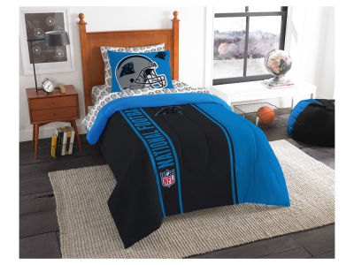Carolina Panthers Twin Soft & Cozy Set