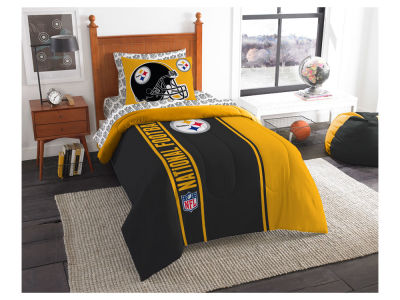 Pittsburgh Steelers Twin Soft & Cozy Set