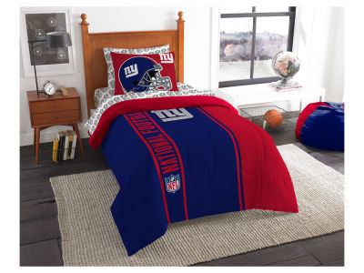 New York Giants Twin Soft & Cozy Set