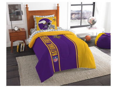 Minnesota Vikings Twin Soft & Cozy Set