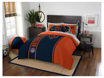 Chicago Bears Full Soft & Cozy Set