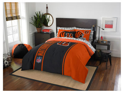 Cincinnati Bengals Full Soft & Cozy Set