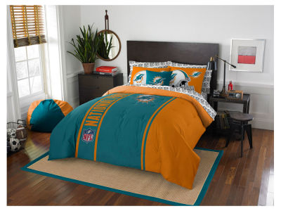 Miami Dolphins Full Soft & Cozy Set