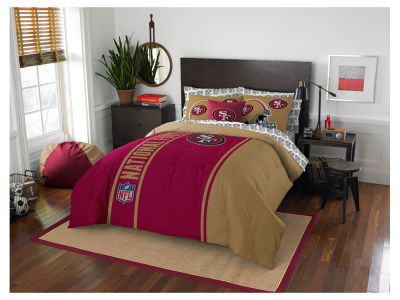 San Francisco 49ers Full Soft & Cozy Set