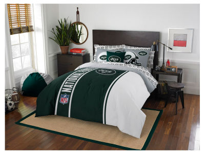 New York Jets Full Soft & Cozy Set