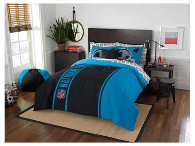 Carolina Panthers Full Soft & Cozy Set