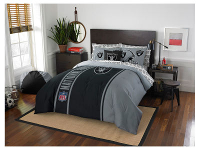 Oakland Raiders Full Soft & Cozy Set