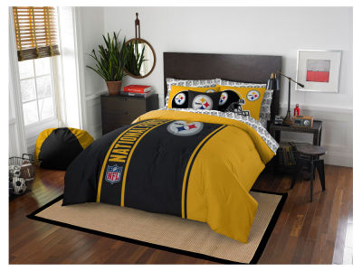 Pittsburgh Steelers Full Soft & Cozy Set