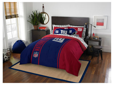 New York Giants Full Soft & Cozy Set