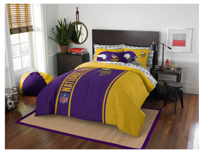 Minnesota Vikings Full Soft & Cozy Set