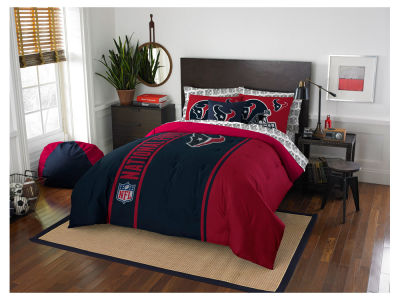Houston Texans Full Soft & Cozy Set