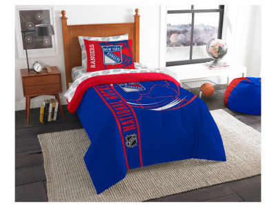 New York Rangers Twin Soft & Cozy Set