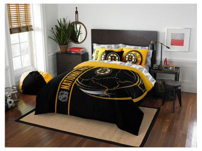 Boston Bruins Full Soft & Cozy Set