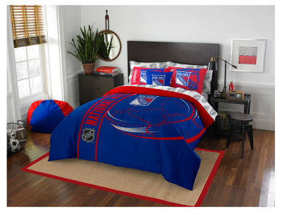 New York Rangers Full Soft & Cozy Set