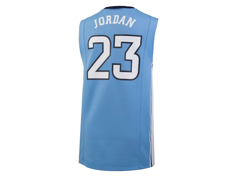 North Carolina Tar Heels Michael Jordan Nike NCAA Youth Jordan Basketball  Jersey 71bea6bef