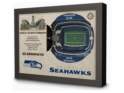 Seattle Seahawks Stadium View Wall Art