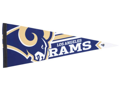 Los Angeles Rams 12x30in Pennant