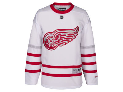 Detroit Red Wings Reebok NHL Men's Centenial Classic Premier Jersey