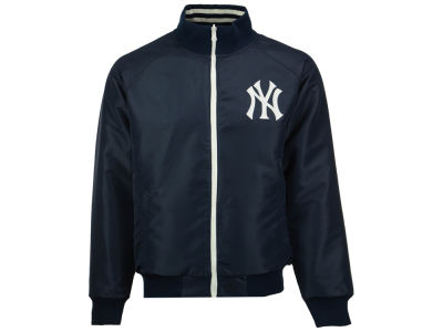 New York Yankees MLB Men's Revolution Full Zip Track Jacket