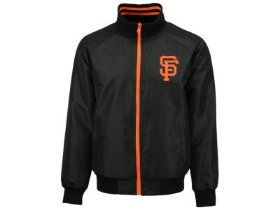 San Francisco Giants MLB Men's Revolution Full Zip Track Jacket