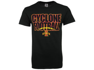 Iowa State Cyclones NCAA 2 for $28 NCAA Men's Straight Stack Logo T-Shirt