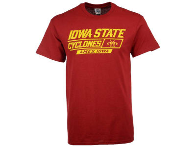 Iowa State Cyclones 2 for $28 NCAA Men's Stack Box T-Shirt